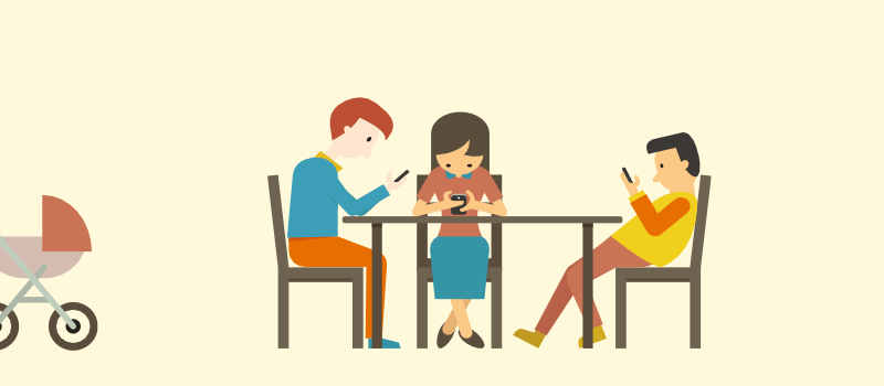 Mal eben schnell… – Familie in der digitalen Welt | Mittwoch 04.10.17 | 19:30
