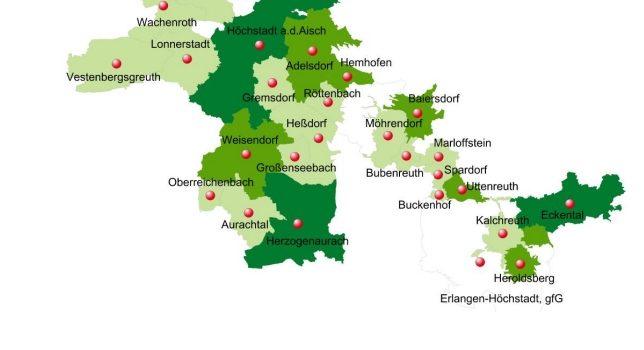 Sozialraumanalyse Erlangen-Höchstadt 2017