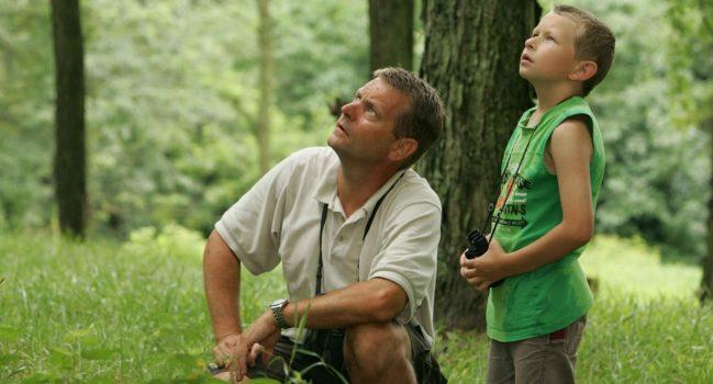 Väter-Söhne-Wochenende