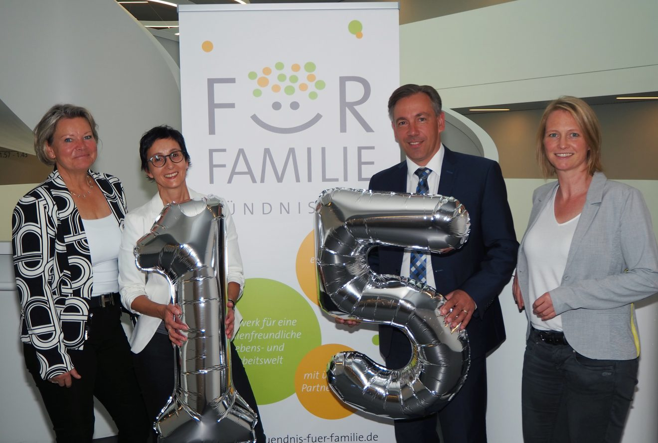 15 Jahre Bündnis für Familie in Erlangen-Höchstadt
