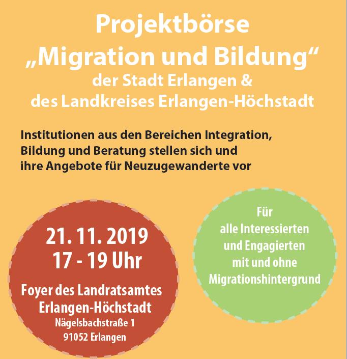 Projektbörse Migration und Bildung