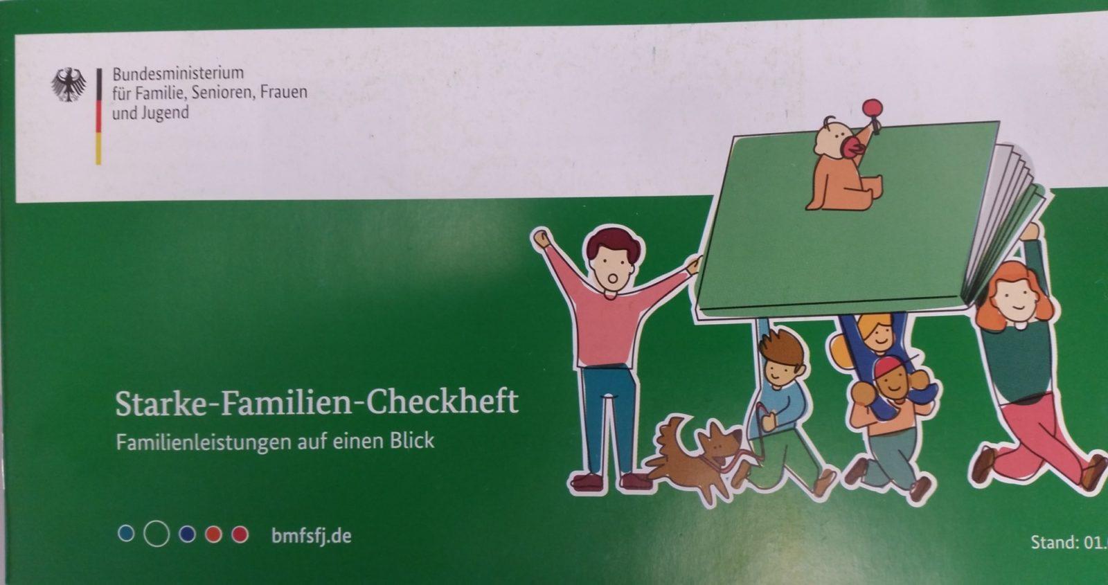 Starke-Familien-Checkheft