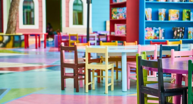 Betriebliche Kinderbetreuung – neues Förderprogramm für Unternehmen!