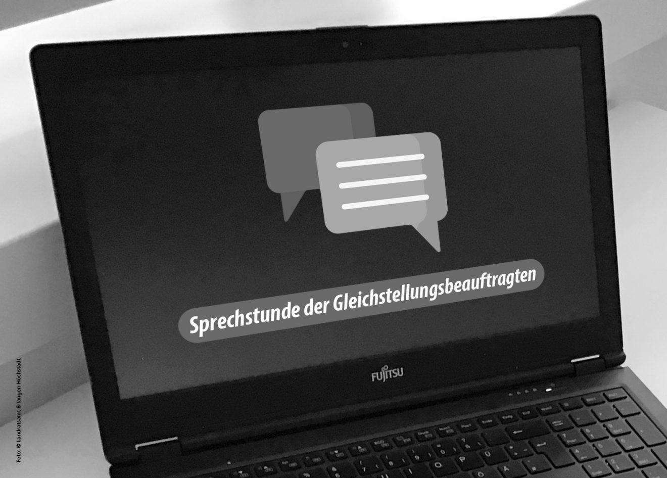 Online-Sprechstunde der Gleichstellungsbeauftragten des Landkreises Erlangen-Höchstadt und der Stadt Erlangen